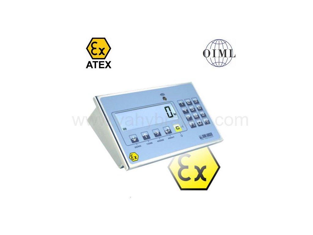 Indikátor do výbušného EX prostředí DFWLKI3GD