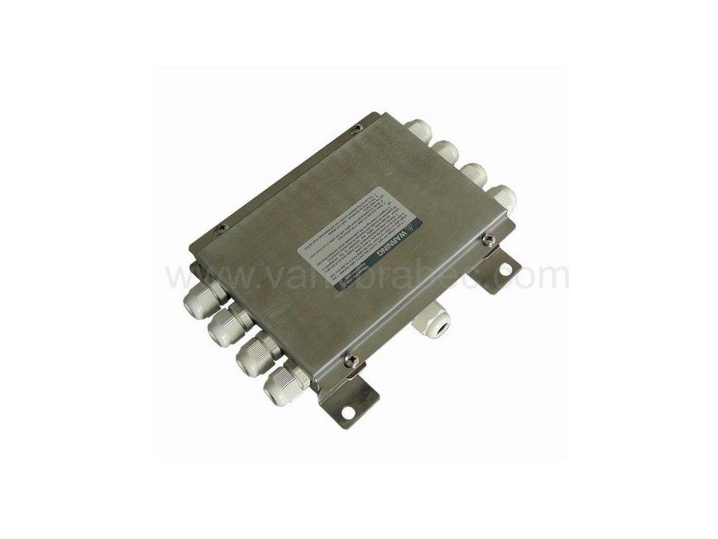 Krabice nerezová sdružovací JXHN8, IP66