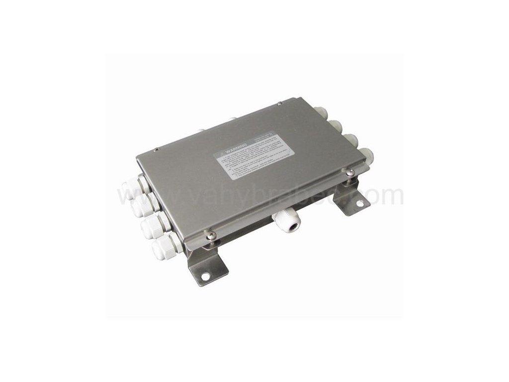 Krabice nerezová sdružovací JXHN10, IP66