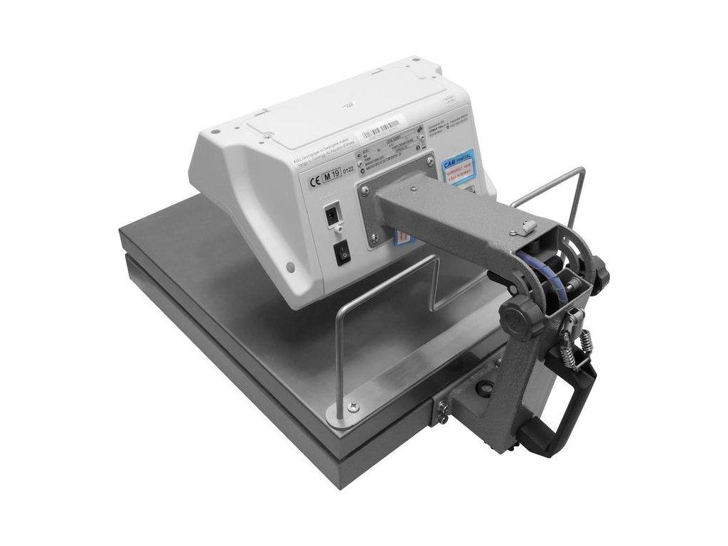CAS EB - S (150 kg) můstková váha s výpočtem ceny