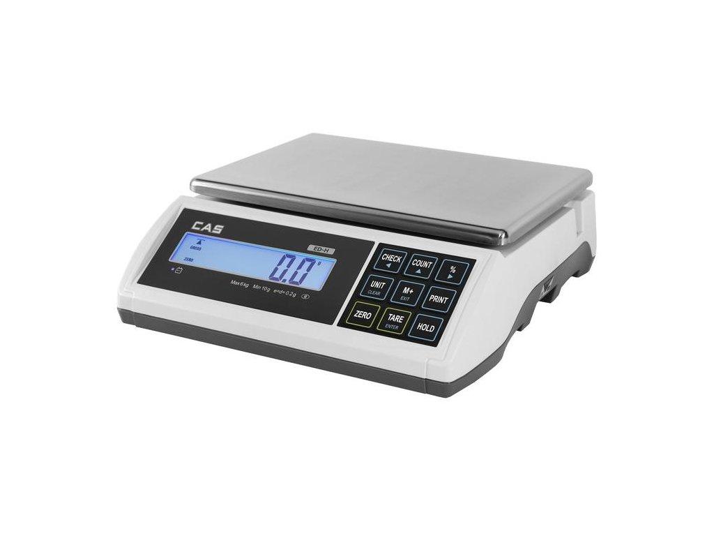 CAS ED - H, 15 kg / 0, 5 g, váha technologická, 306 x 222 mm