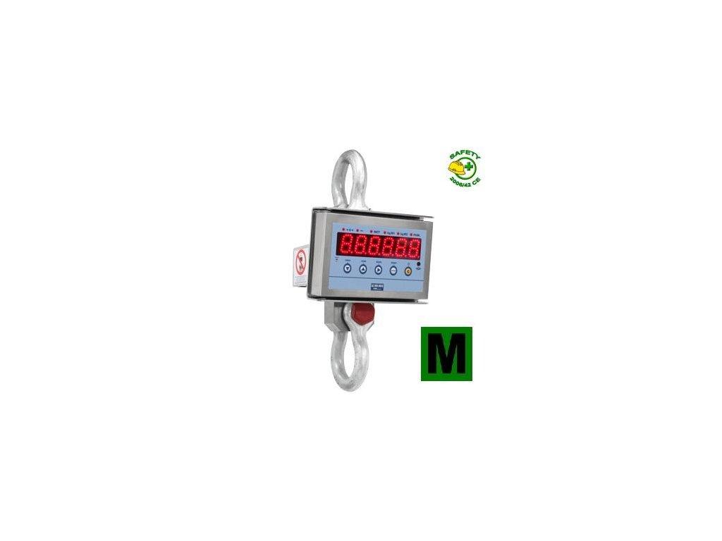 Dini Argeo MCW09 T6, 6000 kg, včetně ověření