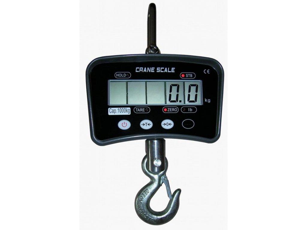OCS - L, 1000 kg / 500 g, závěsná váha