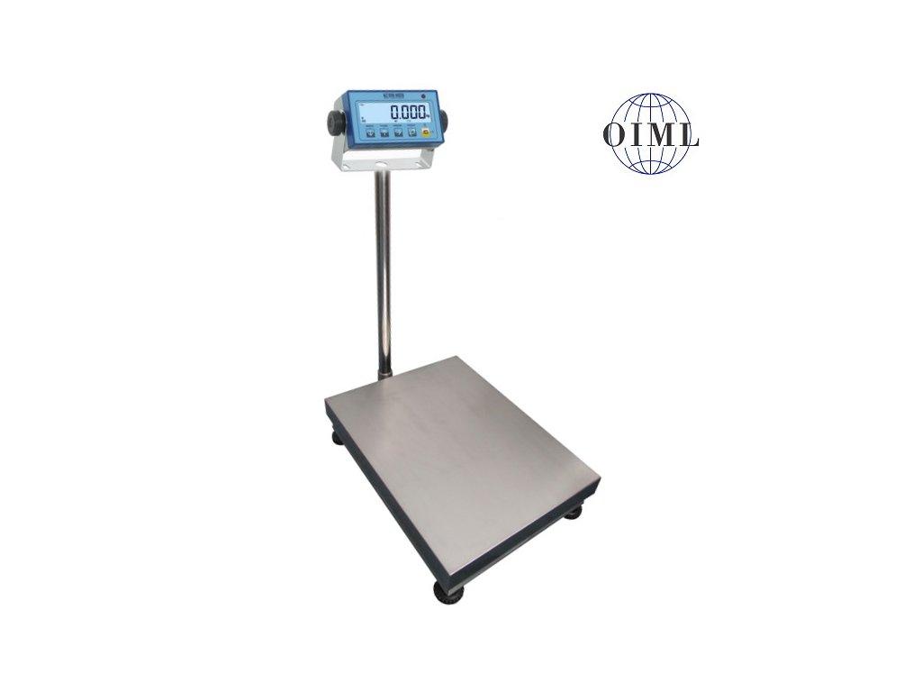 Lesak 1T4560LNDFWL, 150 kg / 50 g, 450 x 600 mm, l / n