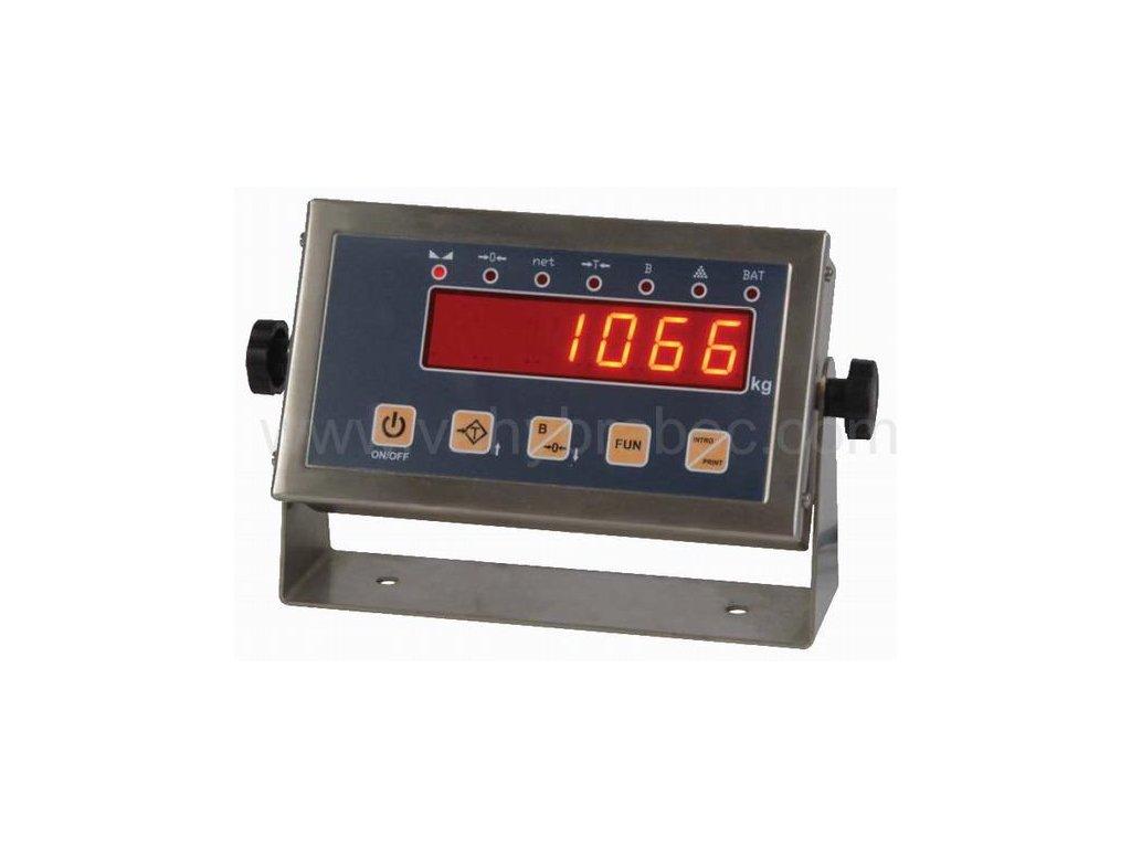 Indikátor SC-MIN nerezový, IP-65
