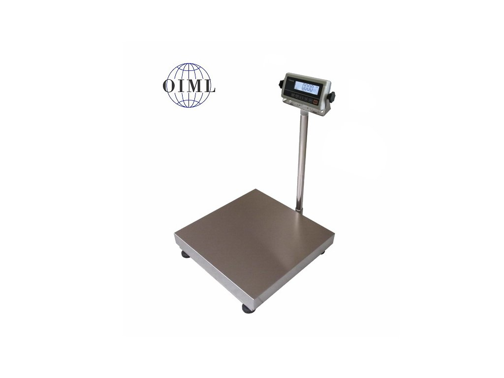 Lesák 1T6060LN-RWP/DR, 30 kg / 10 g, 600 x 600 mm, L / N