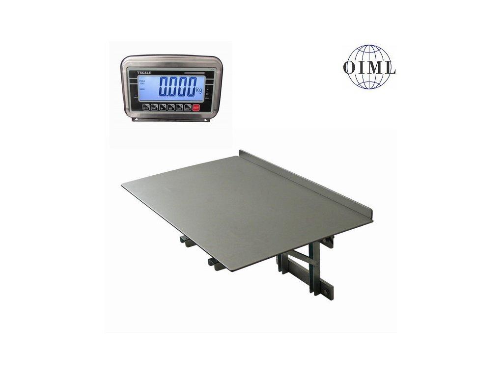 Lesák N1T-PSN, 60 kg / 20 g, 400 x 600 mm