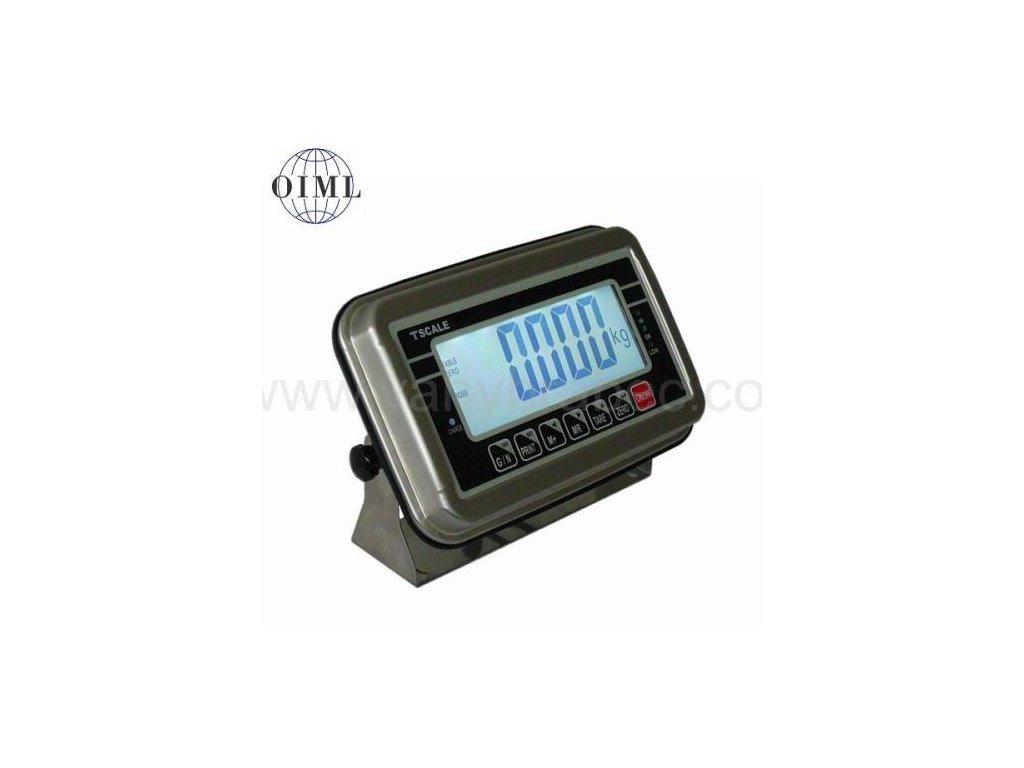 TSCALE BWS IP-65 nerez LCD
