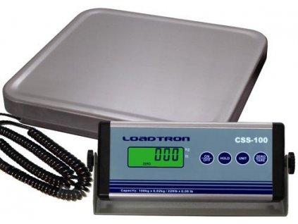 Loadtron CSS - 100, 100 kg / 20 g, 330 x 320 mm