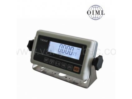 TSCALE RWP IP 54, plast, LCD