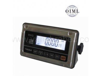 TSCALE RWS IP-65 nerez LCD