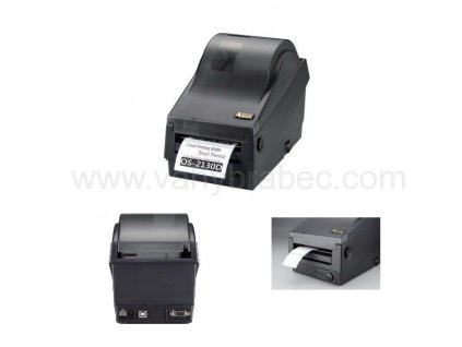 Tiskárna etiket OS-2130D