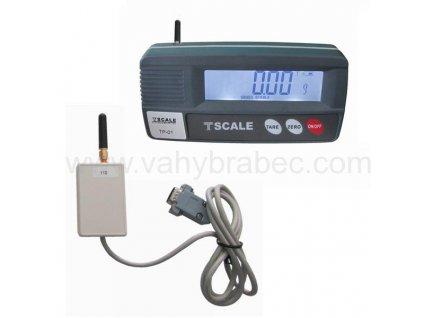 Bezdrátový přídavný displej TSCALE TP-01-W