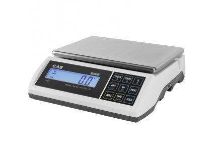 CAS ED - H, 6 kg / 0, 2 g, váha technologická, 306 x 222 mm
