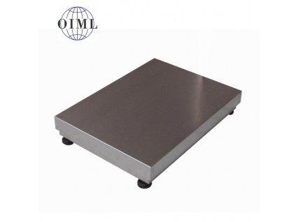 Lesák 1T6080NN, 600 kg, 600 x 800 mm, nerez