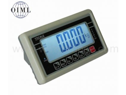 TSCALE BW IP-54 plast LCD