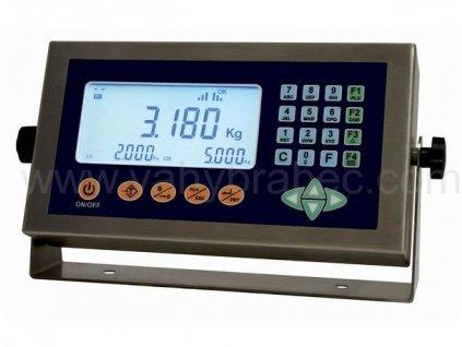 Indikátor SC10 nerezový, IP-54