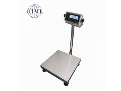 Lesák 1T3030LN - RWP/DR, 15 kg, 300 x 300 mm, lak / nerez