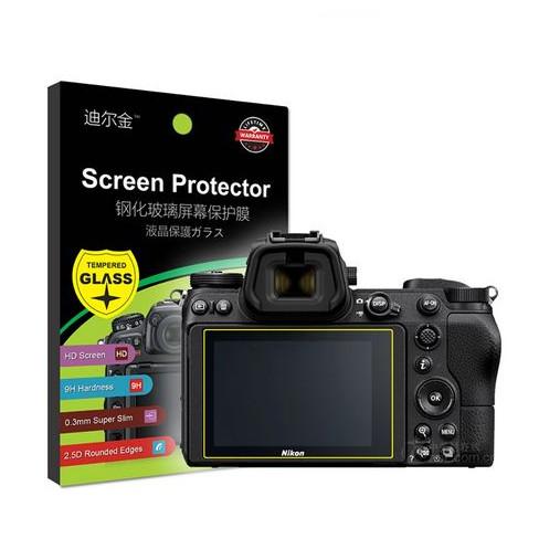 Tvrzené sklo pro digitální fotoaparát Nikon Z5 Zabaleno v: v luxusní krabici z tvrdého dřeva