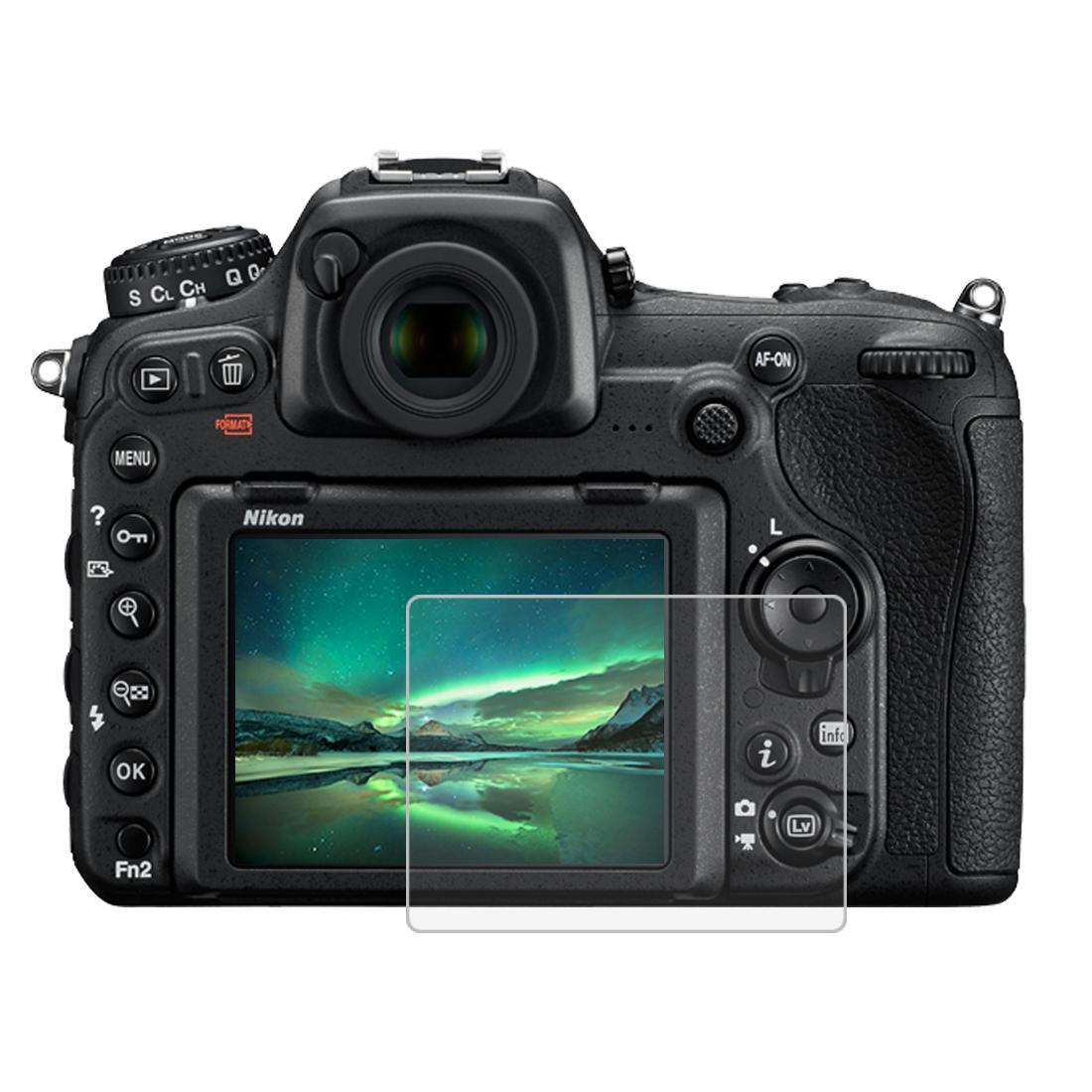 Tvrzené sklo pro digitální fotoaparát NikonD5500 Nikon D5600 Zabaleno v: v OPP sáčku