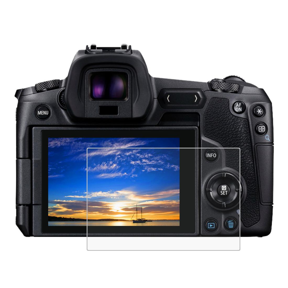 Tvrzené sklo pro digitální fotoaparát Canon EOS R 7952 Zabaleno v: v OPP sáčku
