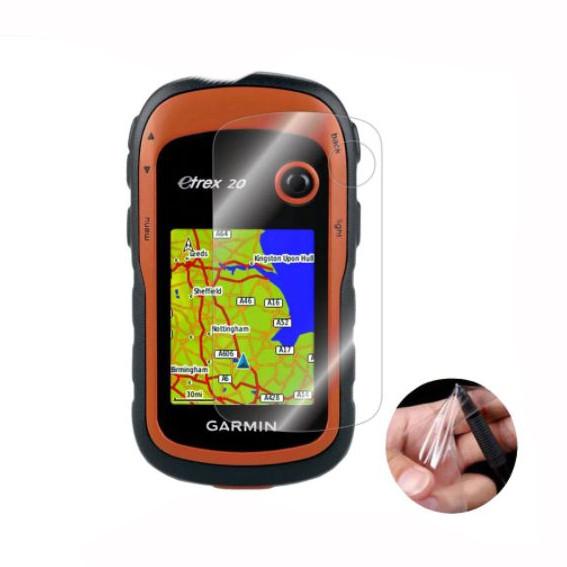 Ochranná folie pro navigaci Garmin eTrex 10 20 30 10X 20X 30X 201x 209x 301 309x