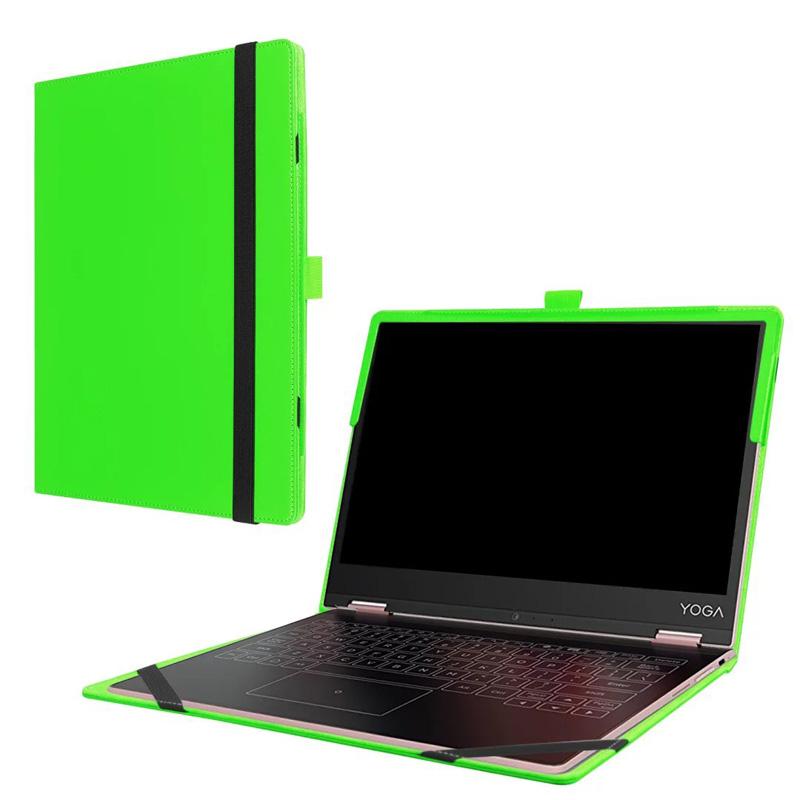 Levné pouzdro pro Lenovo Yoga A12 Barva: Zelená