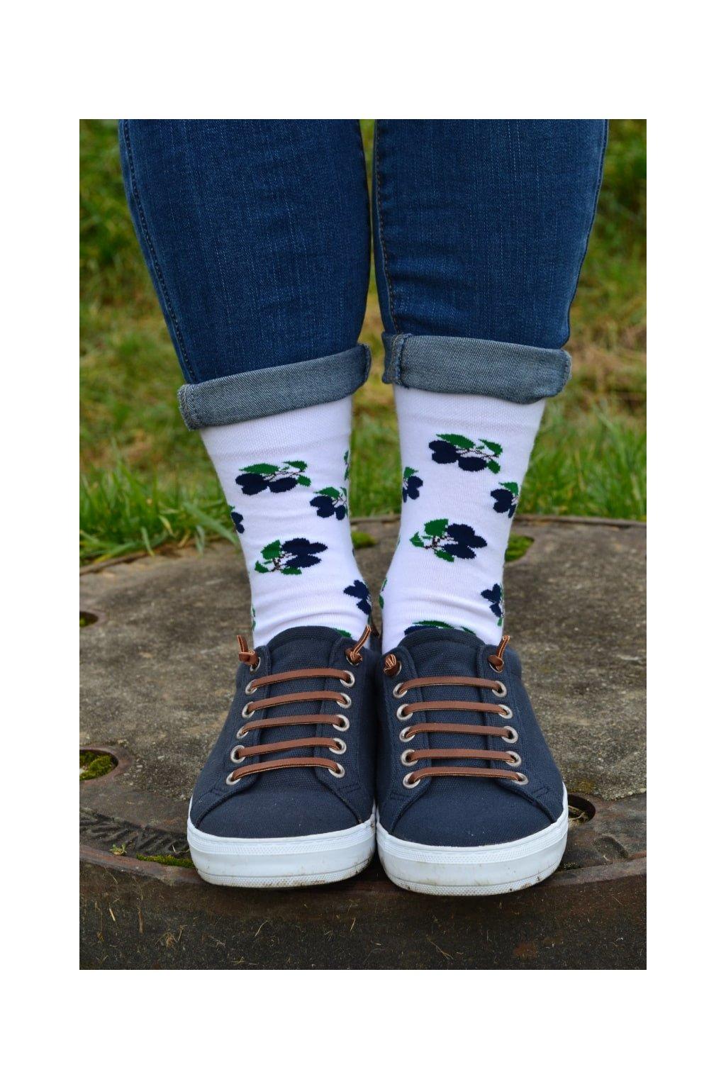 Ponožky se švestkama a slivovicí