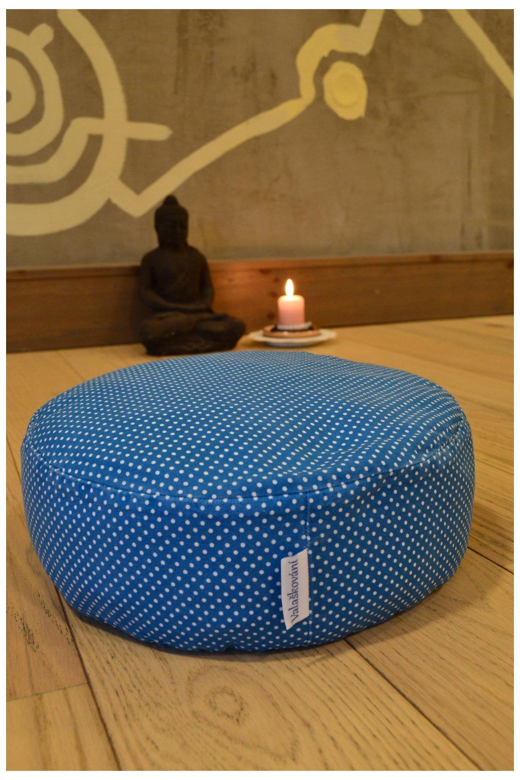 Pohankový polštář na jógu