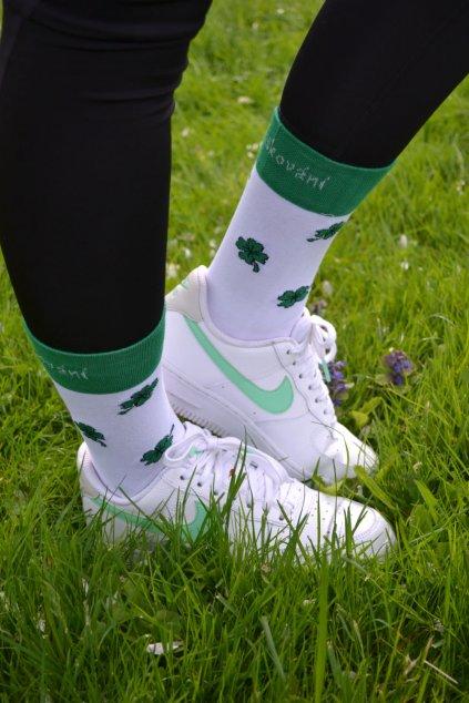 Ponožky pro štěstí