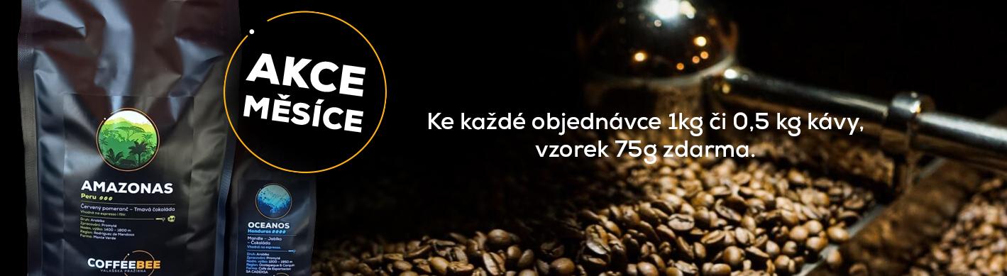 Káva pražená