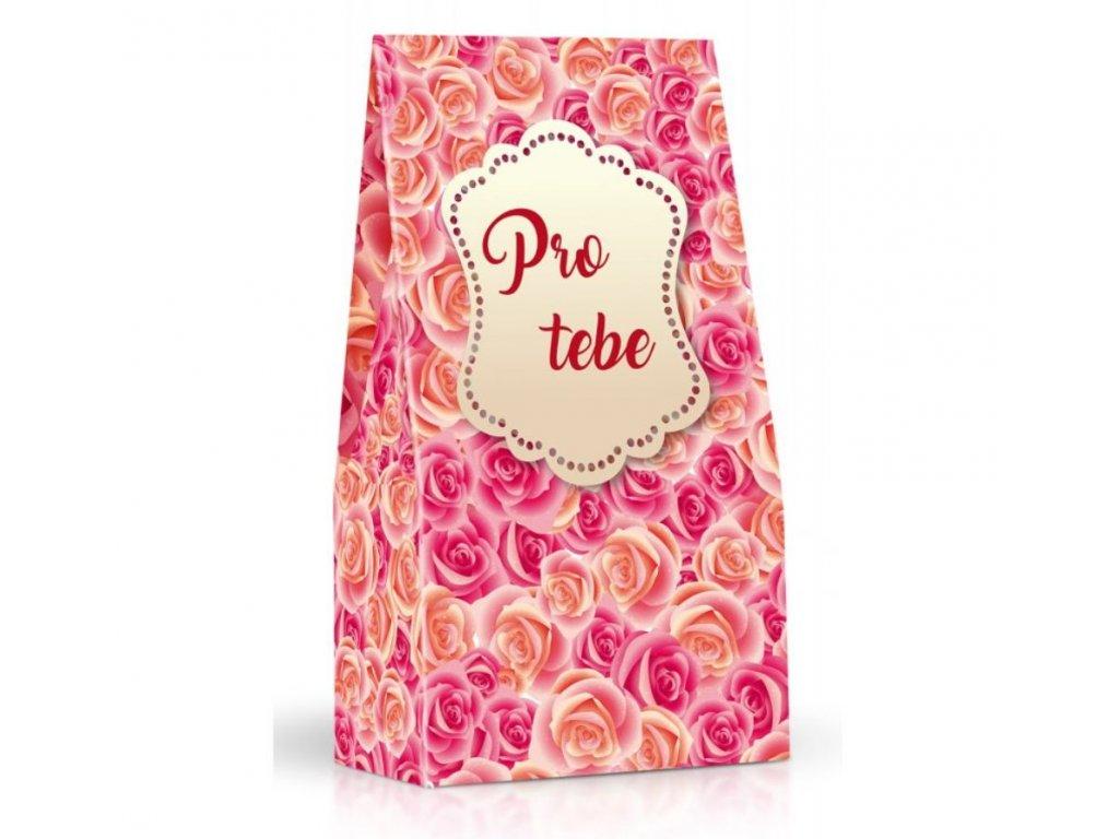 Vynikající plněné belgické pralinky Curlettes značky Delafaille balené v potištěné krabičce 50g