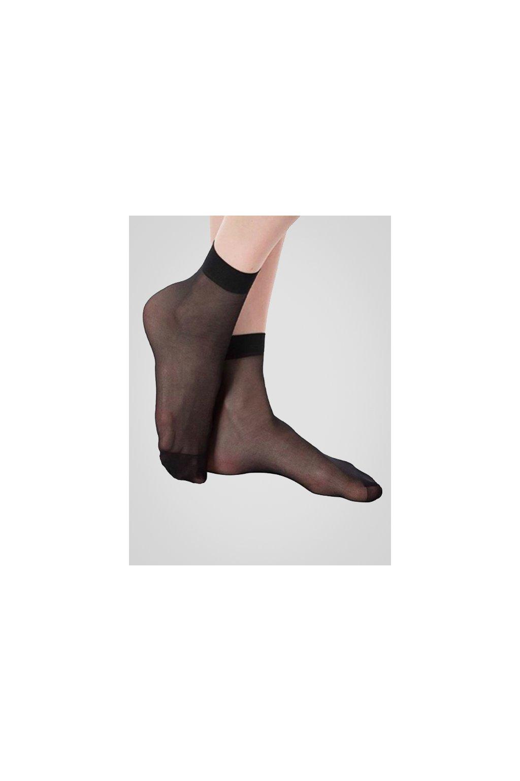 Ponožky černé2