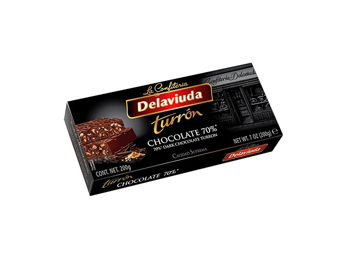 turron chocolate 70