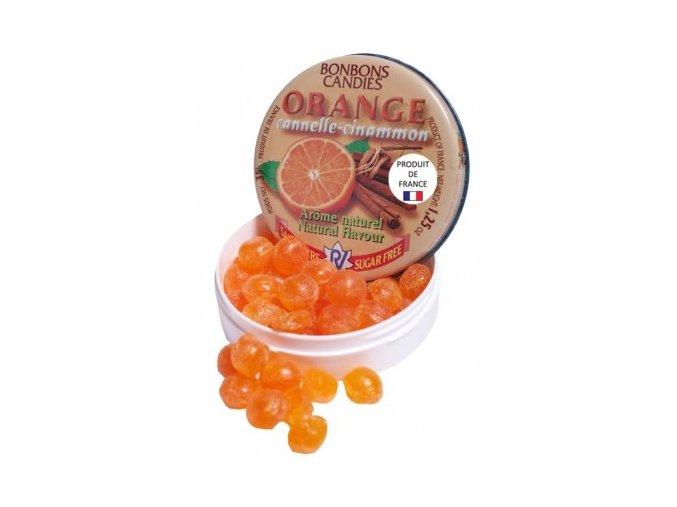 bombony-rendez-vous-ovocné-pastilky-pomeranč-skořice-bez-cukru