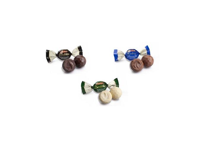 bonboniéra-pralinky-kvalitní čokoláda-bombony