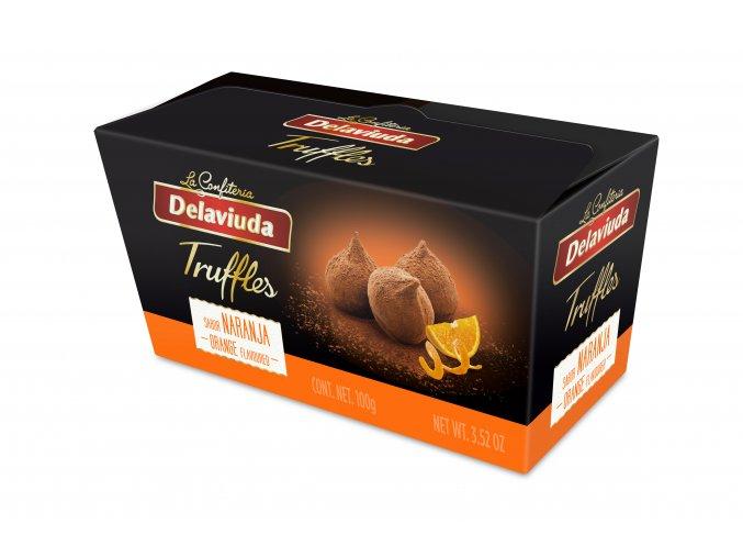bomboniera-pralinky-kvalitní-čokoláda-trufle-pomeranč