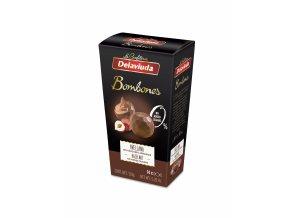 bonboniéra-pralinky-kvalitní čokoláda-bombony-oříšek-bez cukru