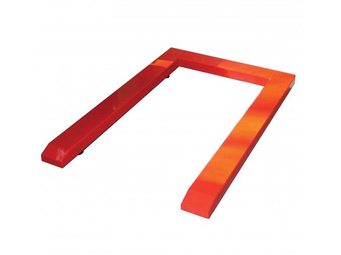 Paletová váha Vamont OP4U  Paletová váha bez indikátoru