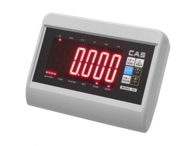Vážní indikátor CAS DH  Základní indikátor