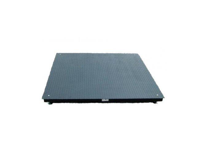 Plošinová váha Vamont OP4 1500x1500mm  bez indikátoru