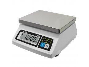 CAS SW 1S-20DR do 20kg  Ověřená kuchyňská (gastro) váha