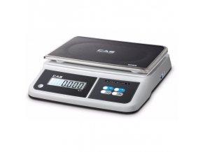 CAS PR2-D do 30kg  Ověřená kuchyňská (gastro) váha