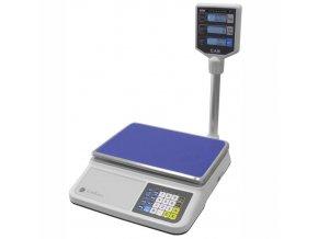 CAS PR2 do 6kg s nohou  Ověřená obchodní váha