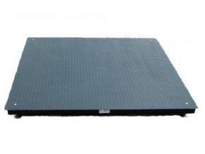 Plošinová váha Vamont OP4 1250x1250mm  bez indikátoru