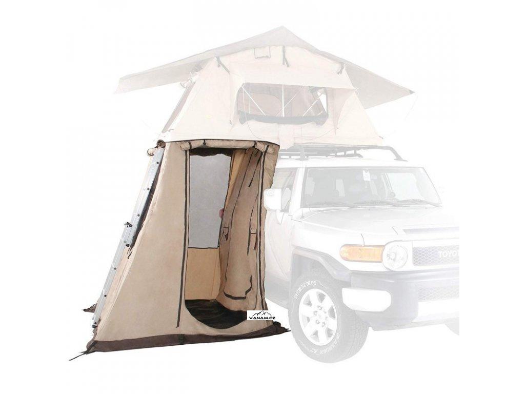 przedsionek namiotu dachowego wild camp kolorado 180