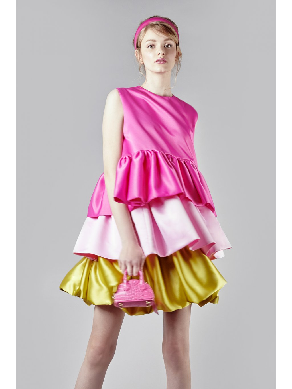 Sketch decade dress