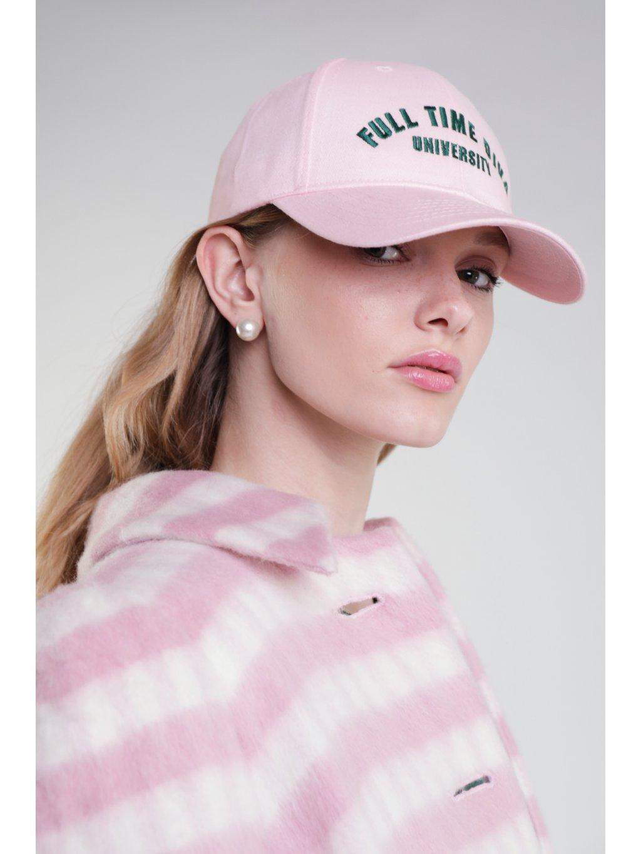FDT UNIVERSITY PINK CAP