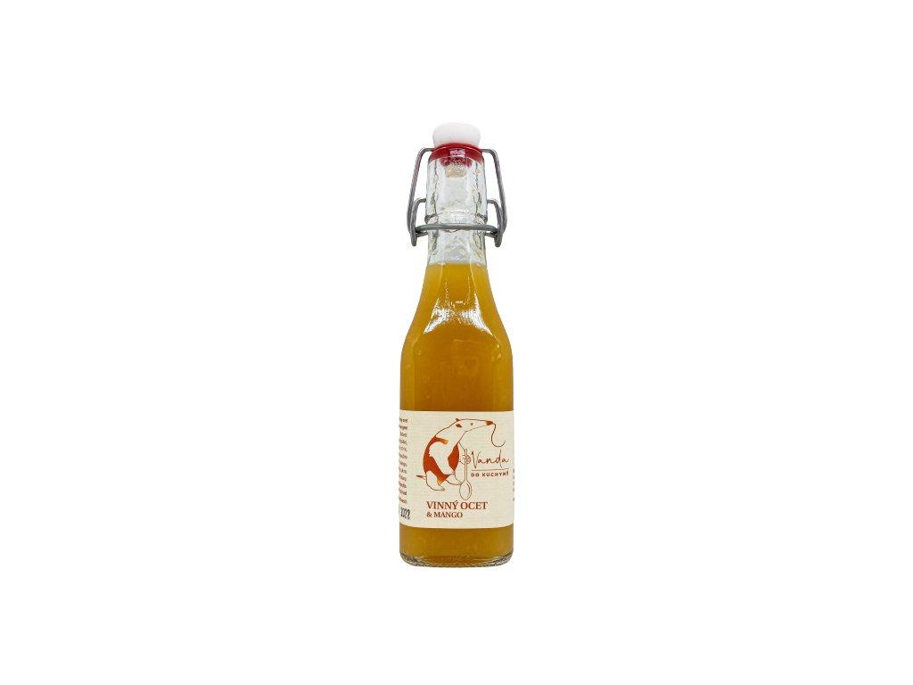 Vinný ocet & mango