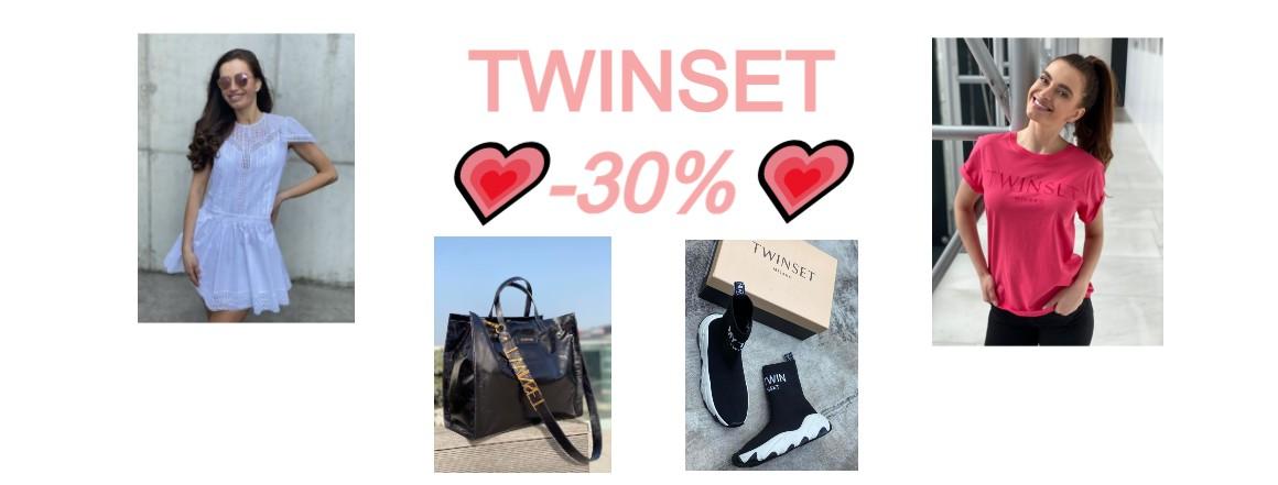 TWINSET SLEVA 30%